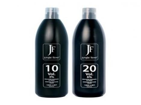 Jungle Fever Oxidizing Emulsion Cream 1000ml - Vol. 10, 20 30 and 40